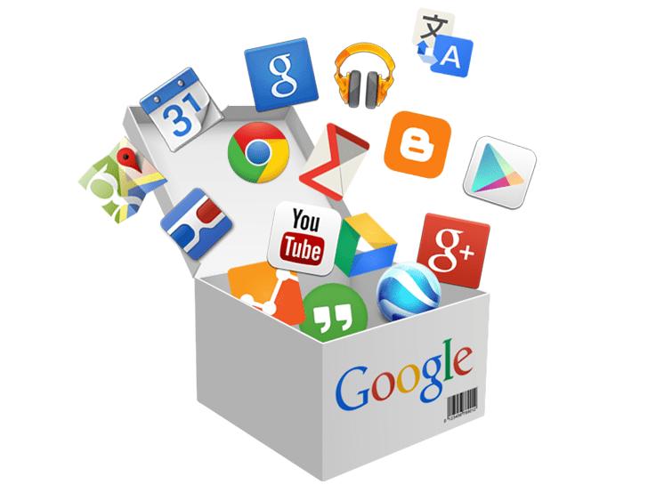 Установщики сервисов и приложений Google