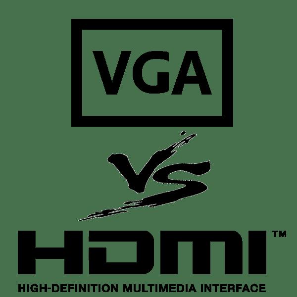 VGA или HDMI что лучше