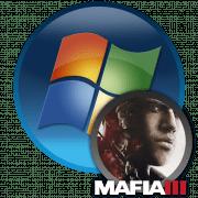 Запуск игры Mafia III в Windows 7