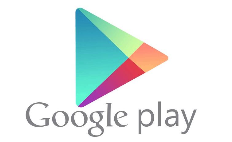 логотип Google Play Маркета
