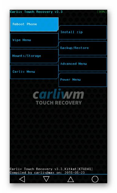 Прошивка смартфона Alcatel One Touch Pop C5 5036D