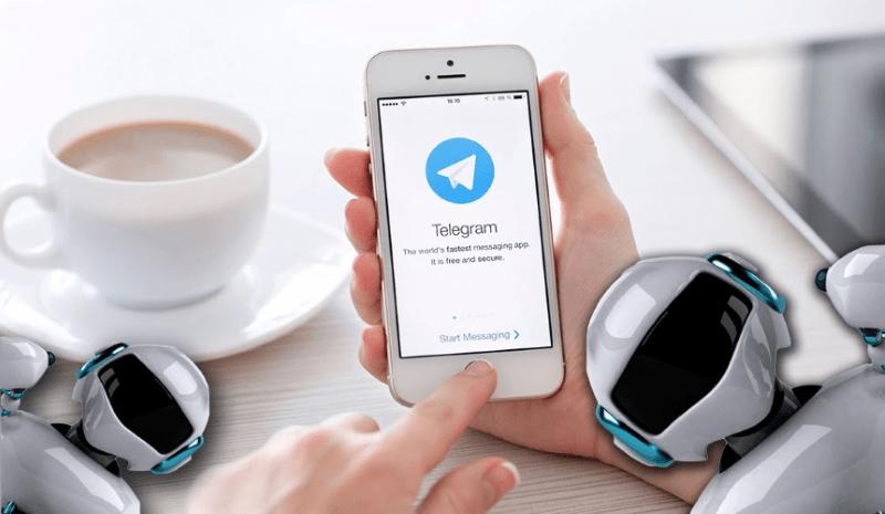 Бот Telegram для загрузки музыки из ВКонтакте на iPhone