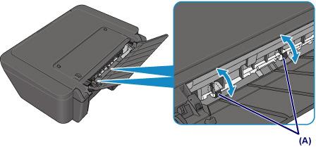 Чистка роликов принтера Canon