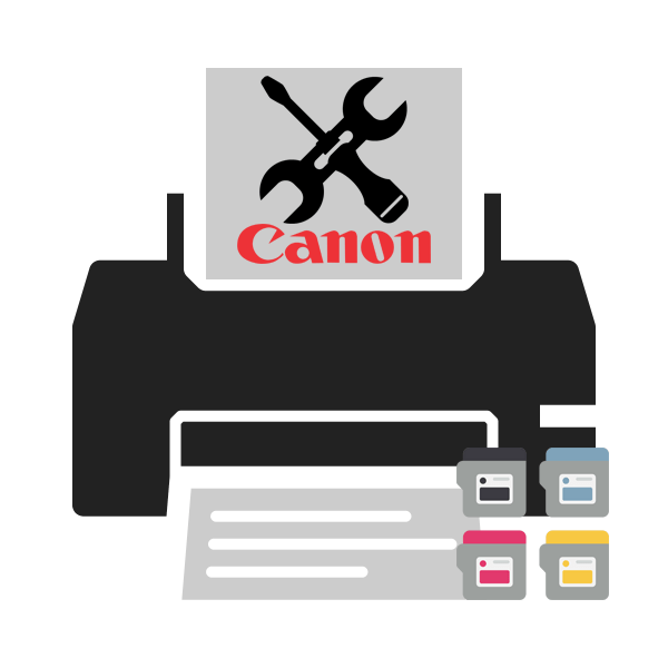 Как достать картридж из принтера Canon Основные сложности
