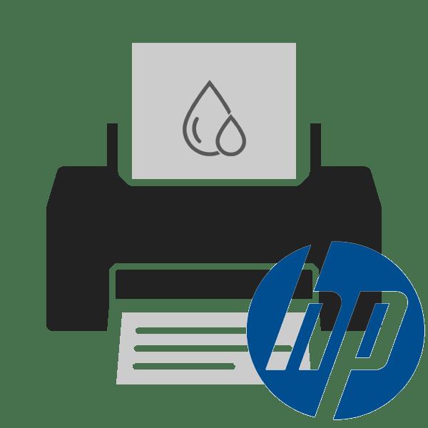 Как почистить головку принтера hp