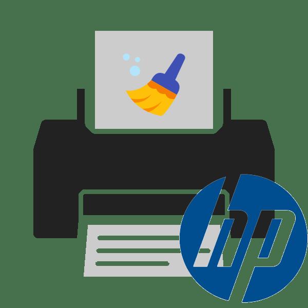 Как почистить принтер HP