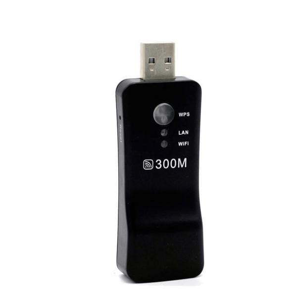 Кнопка WPS на Wi-Fi адаптере
