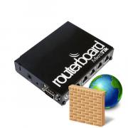 Настройка Firewall на роутере Mikrotik