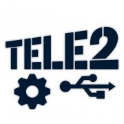 Настройка модема Теле2