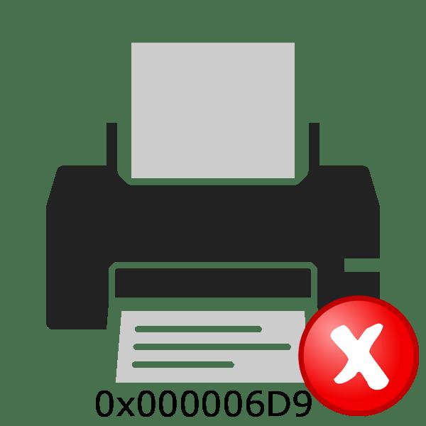 Не удалось сохранить параметры принтера (ошибка 0x000006d9)
