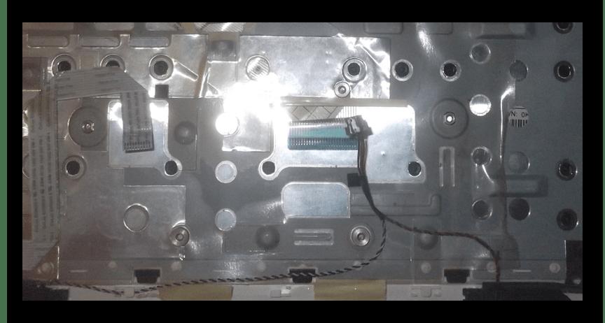 Обзор клавиатуры на ноутбуке Packard Bell