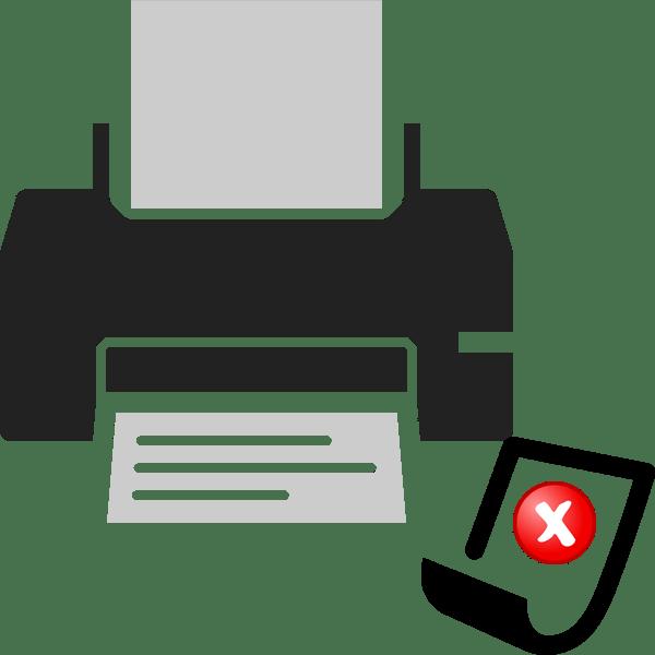 Почему принтер не захватывает бумагу