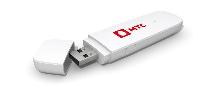Настройка USB-модема МТС