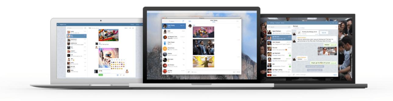 Версия приложения Telegram для Windows