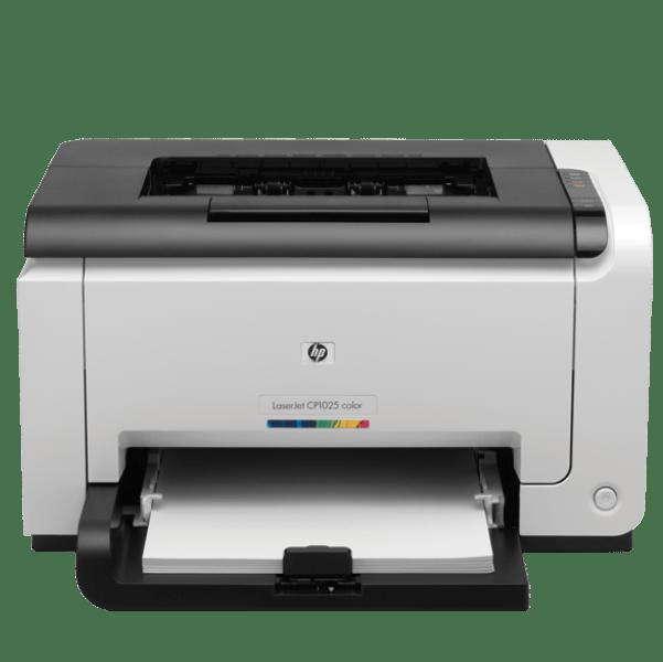 Внешний вид принтеров HP