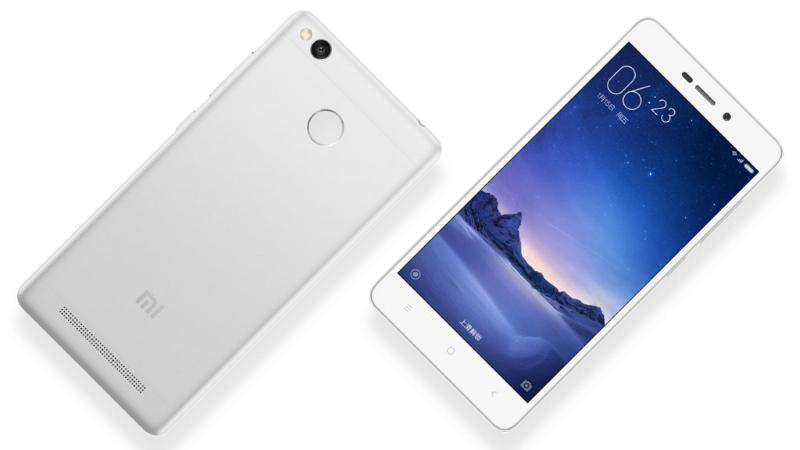 Xiaomi Redmi 3 (PRO) резервное копирование информации (бэкап) из смартфона перед прошивкой