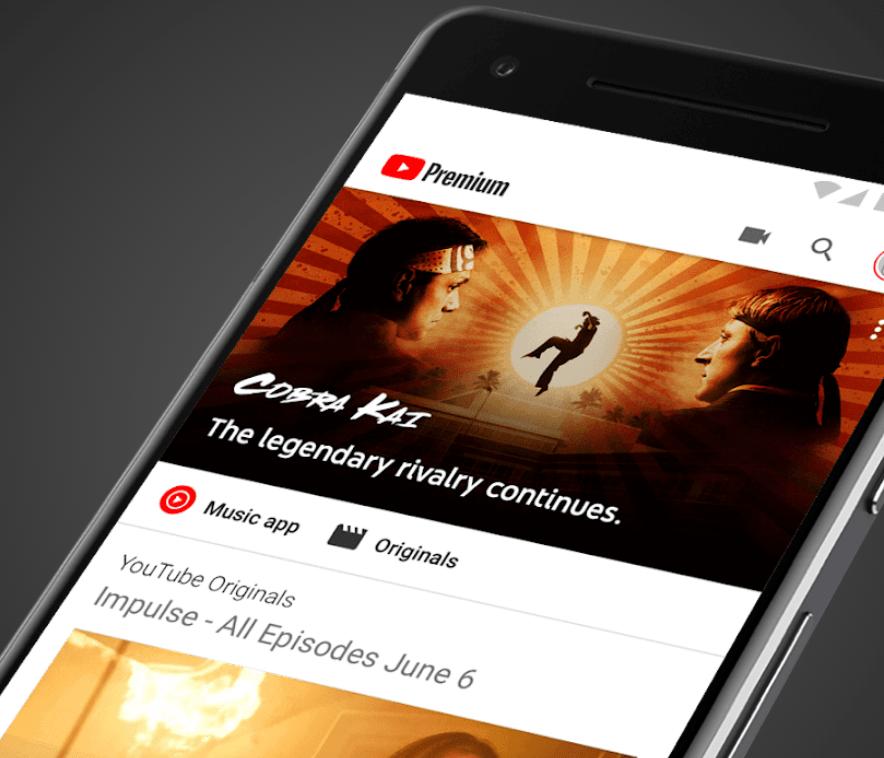 Загрузка видео с YouTube на телефон