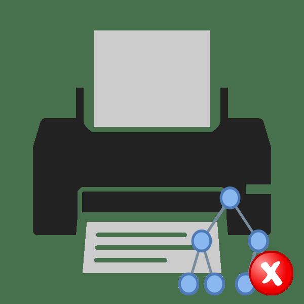 не работает принтер Доменные службы Active Directory сейчас недоступны