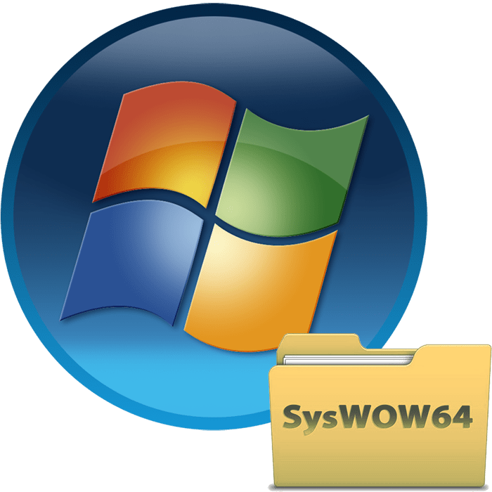 Что за папка SysWOW64 в Windows 7