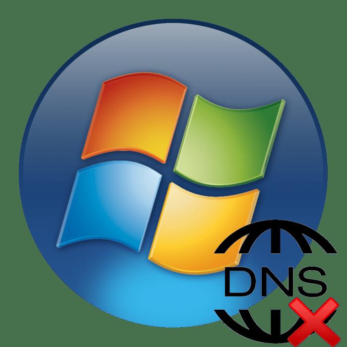 DNS-сервер не отвечает в Windows 7