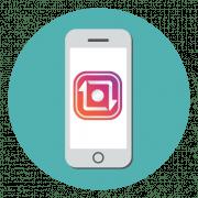 Как сделать репост в Instagram на iPhone