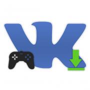 Как скачивать игры из ВКонтакте