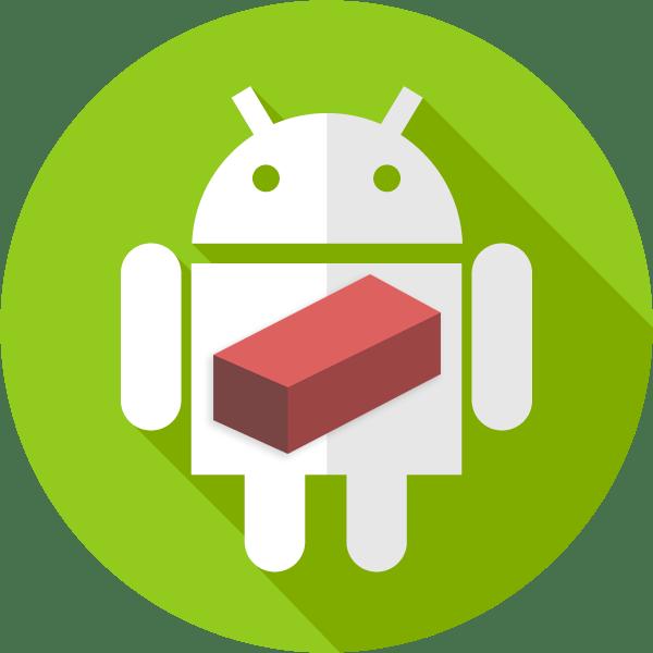 Как восстановить Андроид кирпич