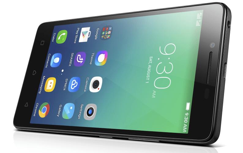 Lenovo A6010 способы прошивки смартфона