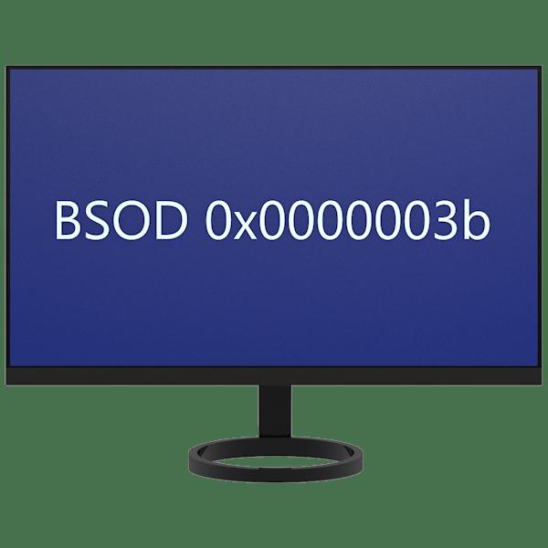 Решение ошибки 0x0000003b в Windows 7 x64