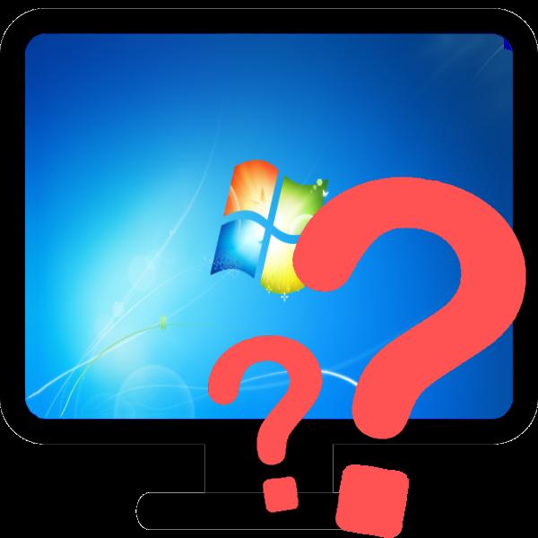 как исправить растянутый экран на windows 7