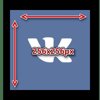 Баннер с разрешением 256x256px