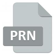 Чем открыть PRN