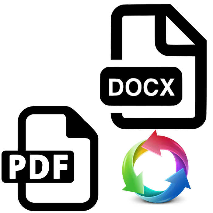 convert pdf to docx linux