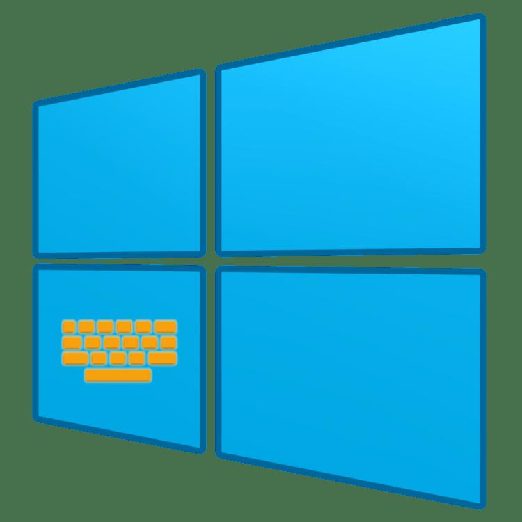 Как настроить переключение раскладки в Windows 10