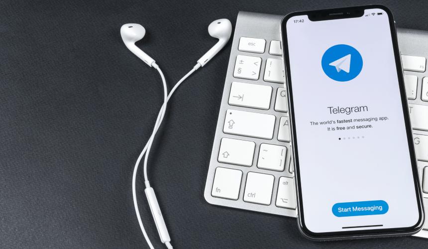 Как установить мессенджер Telegram в iPhone