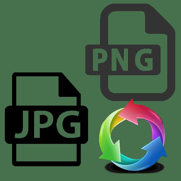 Конвертер PNG в JPG онлайн