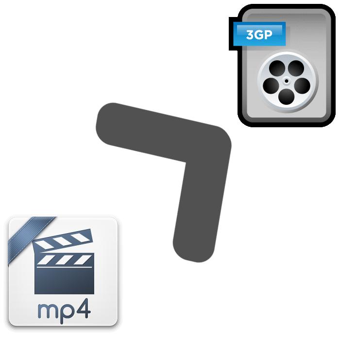 Онлайн конвертер mp4 в 3gp