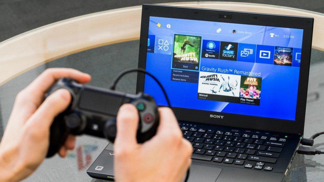 Подключение Play Station 4 к ноутбуку по HDMI