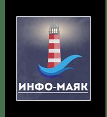Пример однотонного баннера для ВКонтакте