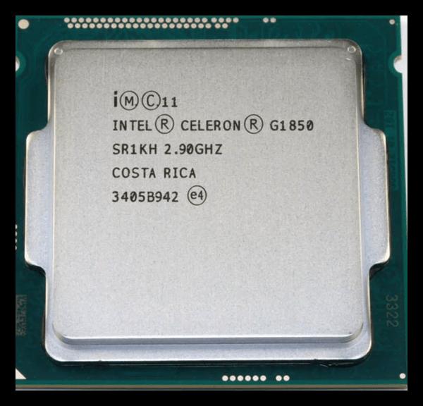 Процессор Celeron G1850 на архитектуре Haswell