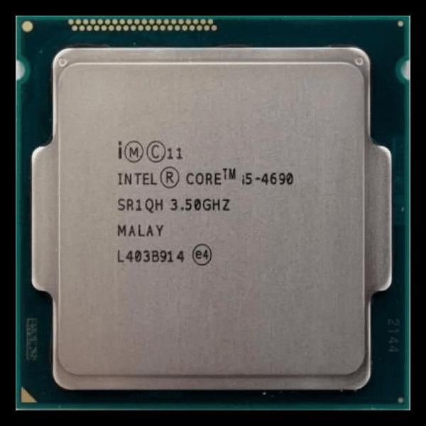 Процессор Core i5-4690 на архитектуре Haswell