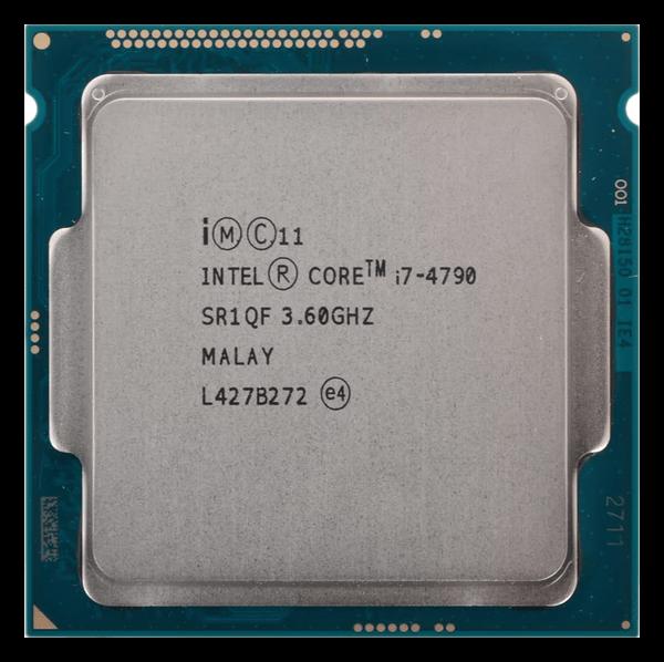 Процессор Core i7-4790 на архитектуре Haswell