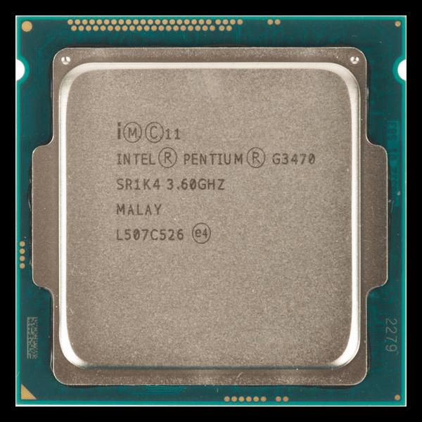 Процессор Pentium G3470 на архитектуре Haswell