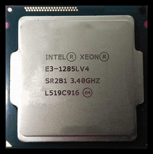 Процессор Xeon E3-1285L v4 на архитектуре Broadwell
