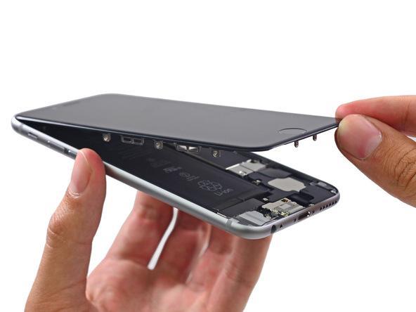 Разбор iPhone