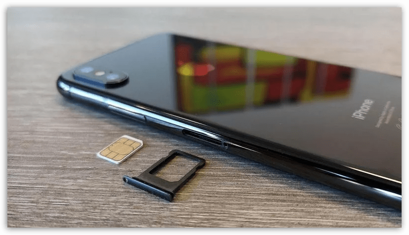 SIM-карта iPhone