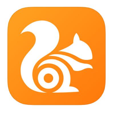 Установить UC Browser из App Store для скачивания видео из Facebook на iPhone