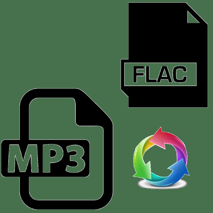 Конвертер FLAC в MP3 онлайн