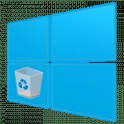 Где находится папка «Корзины» в Windows 10