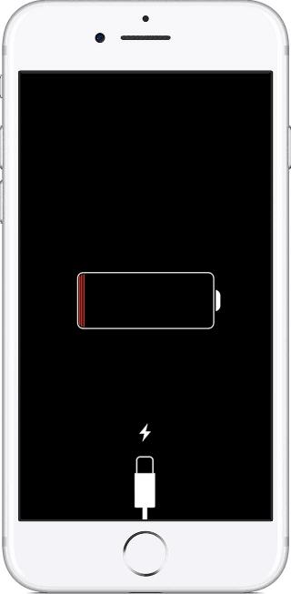 Как понять, что iPhone заряжается или уже зарядился